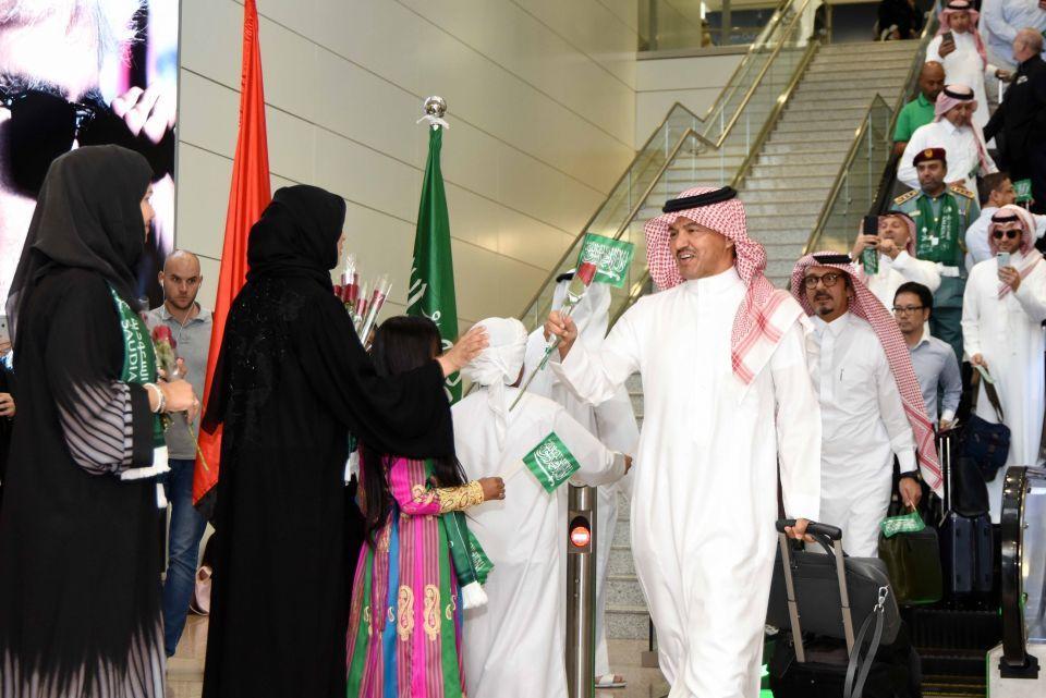 تعرف على فعاليات وعروض دبي احتفالا باليوم الوطني السعودي