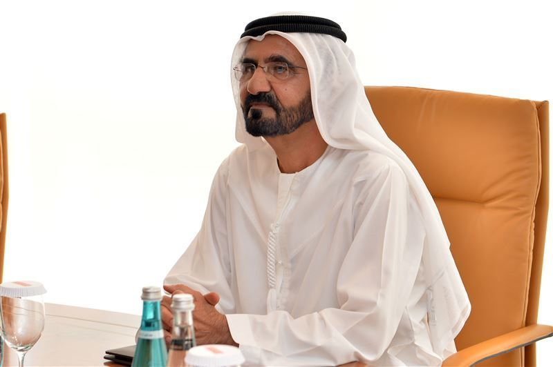 محمد بن راشد يصدر قراراً بترقية 4910 عسكرياً في شرطة دبي
