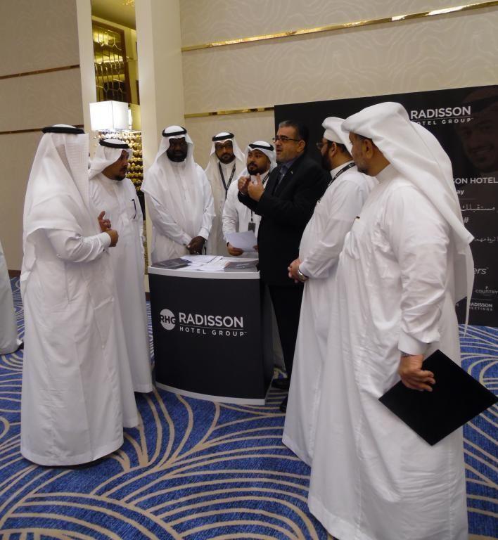 ١٢٠٠ وظيفة للسعوديين خلال اليوم الوطني للتوظيف مع فنادق راديسون