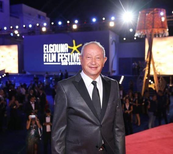 شاهد إطلالات النجوم في مهرجان جونة السينمائي