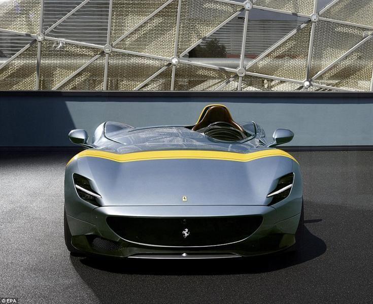 بالصور: فيراري تعرض أقوى نسخها على الإطلاق بسعر 1.3 مليون دولار