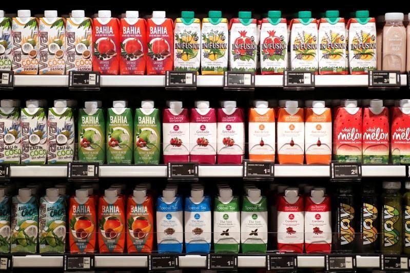 مواد مشتقة من الخنزير والحشرات والبقر في منتجات الحليب والحلويات بفرنسا