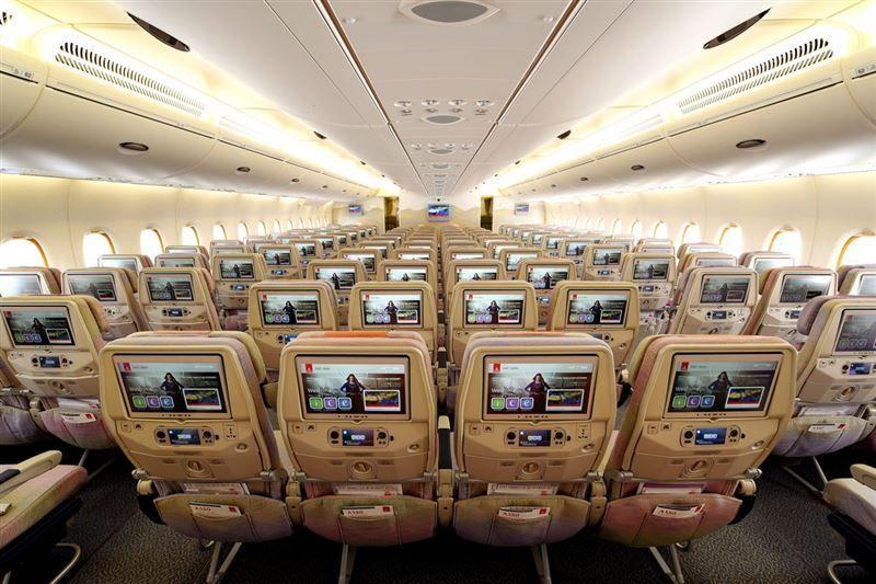 قناتان للترويج لدبي في نظام الترفيه الجوي لطيران الإمارات