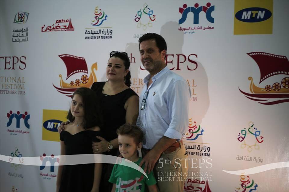 انطلاق النسخة الخامسة لمهرجان خطوات للأفلام القصيرة في اللاذقية السورية