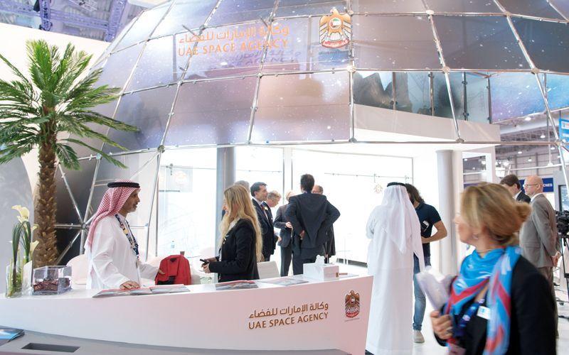 وكالة الإمارات للفضاء تعلن استراتيجيتها للاستثمار أكتوبر المقبل