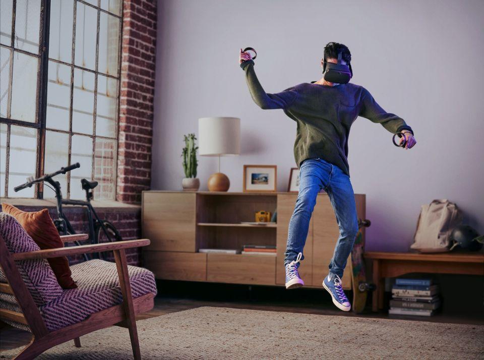 شاهد بالصور نظارة الواقع الافتراضي الجديدة أوكلوس  كويست