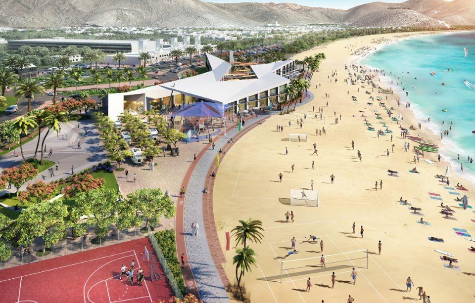«شروق» للاستثمار تطلق مشروعا شاملا لتطوير شاطئ خورفكان
