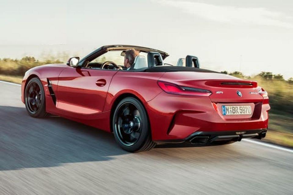 بالصور : سيارة BMW Z4 الجديدة