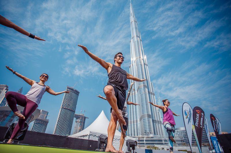 تحدّي دبي للياقة 2018 يزخر بالفعاليات ودروس اللياقة في أجواء حماسية ومشوّقة على مدار 30 يوماً