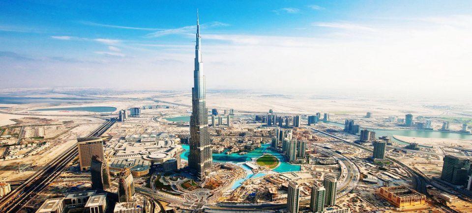 دبي المدينة الأكثر زيارة في العالم