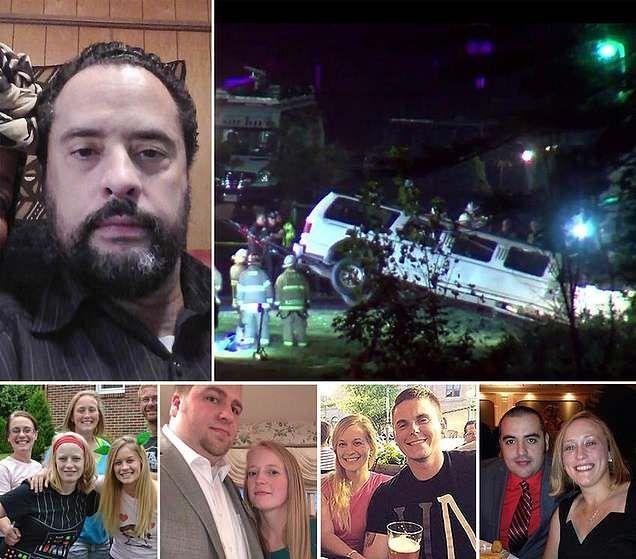 مقتل 20 شخصا بحادث سيارة ليموزين في نيويورك