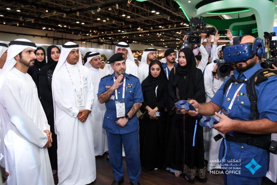 انطلاق أسبوع جيتكس للتقنية في دبي