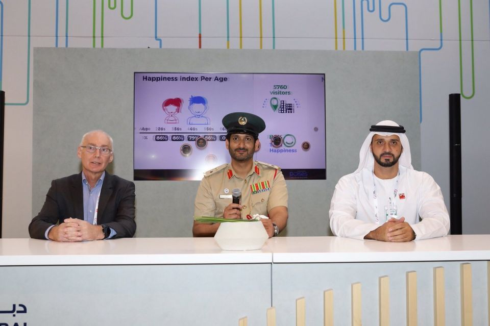 شرطة دبي تضيف  Safe TRX ضمن تطبيقها الذكي