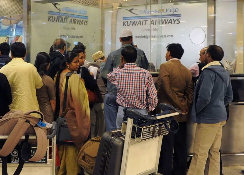 الكويت تسمح للوافدين باستقبال والديهم دون التقيد بالسن