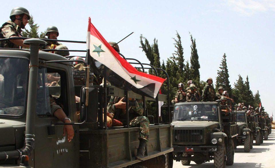 ضابط: إلغاء كافة دعوات الاحتياط بالجيش السوري
