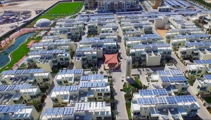 المدينة المستدامة في دبي تحقق نسبة إشغال 99% من 64 جنسية مختلفة