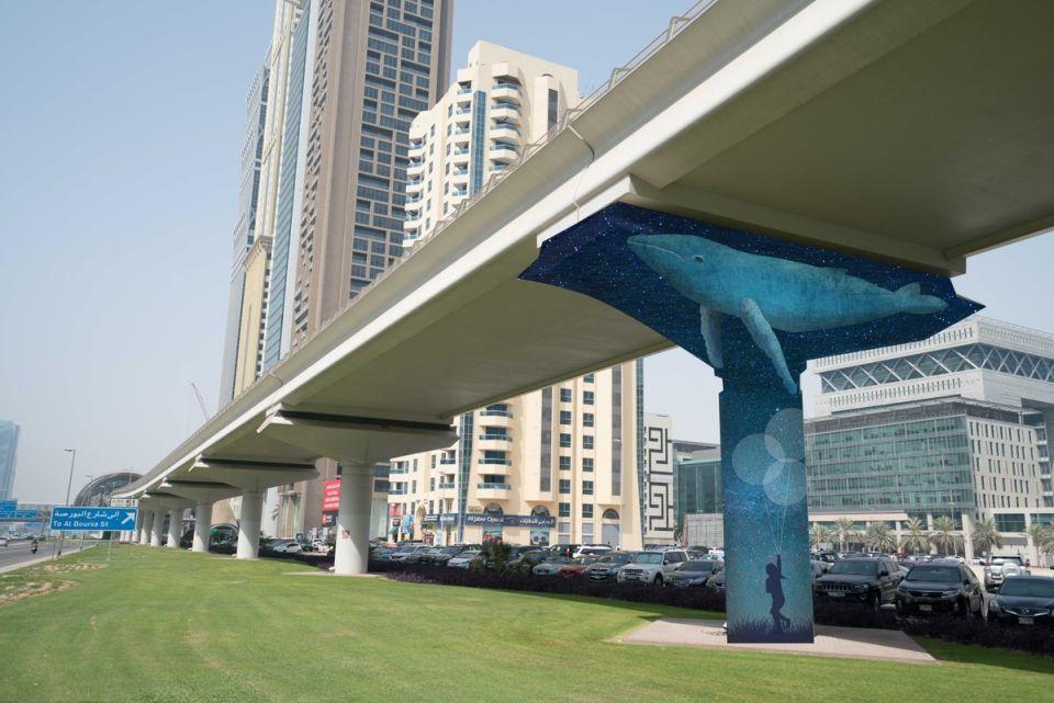 شراكة لإطلاق المرحلة الثالثة من مشروع «متحف دبي الفني»