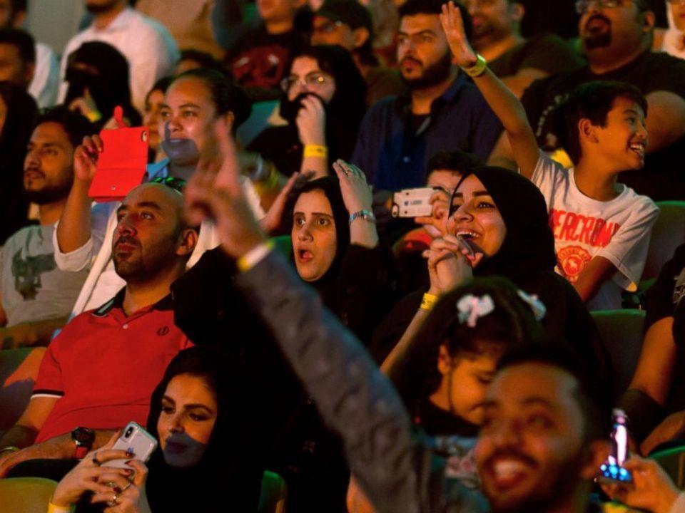 تركي آل الشيخ: بيع جميع تذاكر WWE في السعودية بأقل من 3 ساعات