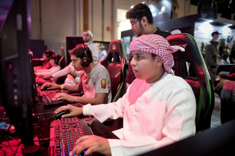بالصور : فعاليات معرض جيمز كون الشرق الأوسط
