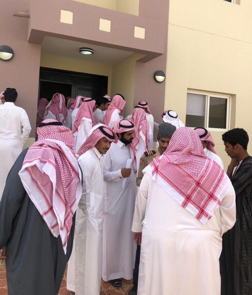الإسكان السعودية تستعين بالشرطة لتنظيم الزحام بمواقع الحجز في حائل