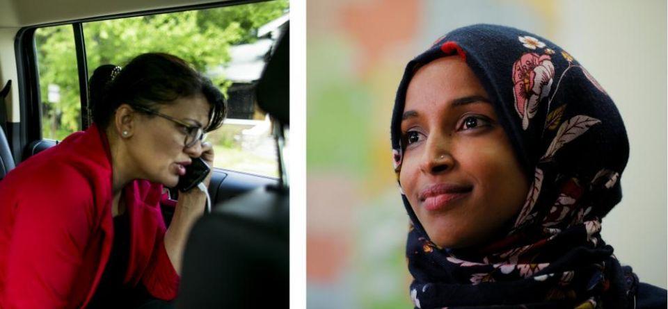 في سابقة في الولايات المتحدة.. مسلمتان ستدخلان الكونغرس