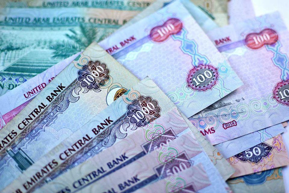 الدرهم الإماراتي يصعد مقابل أهم أربع عملات عالمية خلال شهر