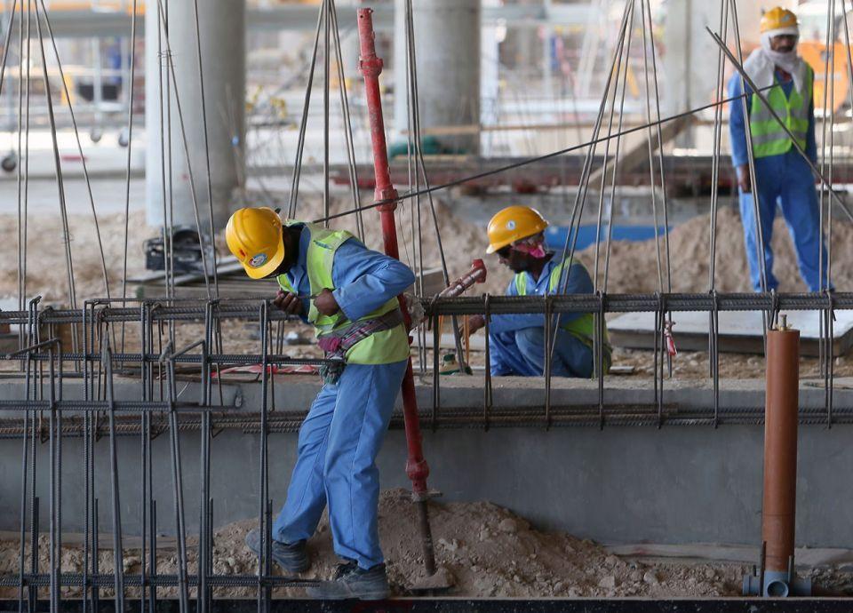 انخفاض كبير في أعداد المقاولين المصنفين في السعودية