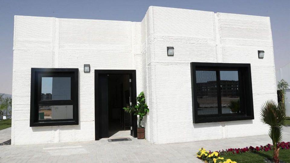 فيديو: السعودية تبني أول منزل بالطباعة ثلاثية الأبعاد خلال 25 ساعة