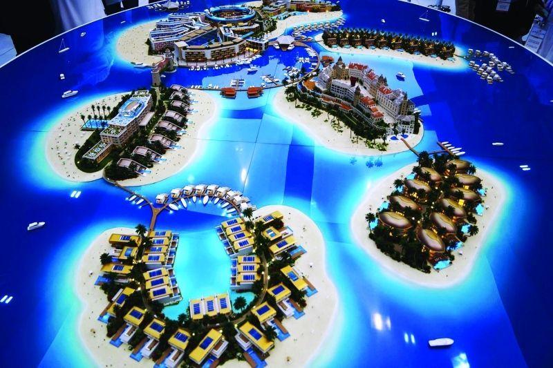 الشركة المطورة لمشروع قلب أوروبا بدبي تعلق آمالا على معرض إكسبو 2020