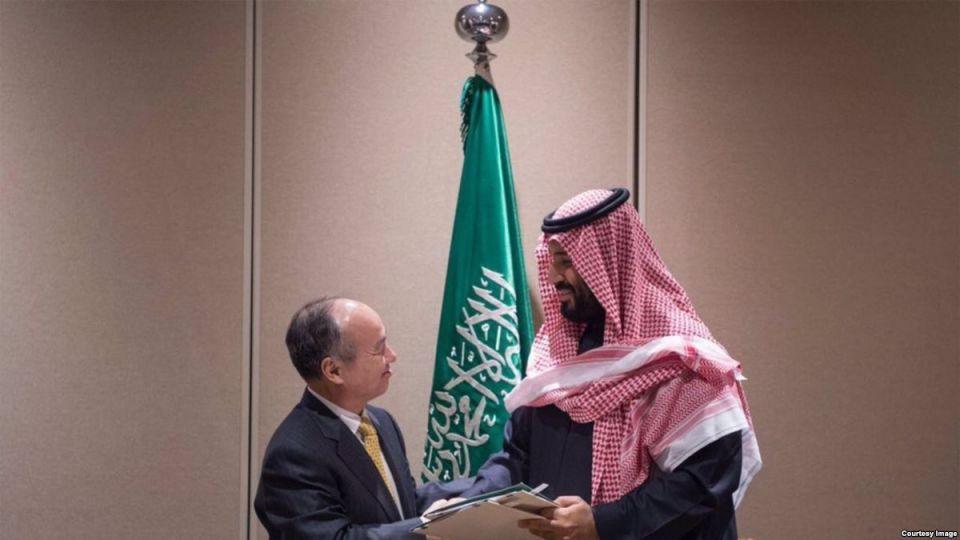 صندوق رؤية سوفت بنك المدعوم من السعودية ينوي جمع 4 مليارات دولار