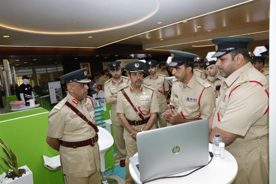 بالصور : هوفر شرطة دبي يحقق رقماً استثنائياً بـ ٣٣٧ مليون مشاهدة
