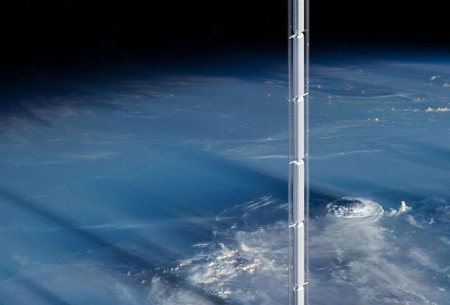 بالصور : أعلى ناطحة سحاب في العالم