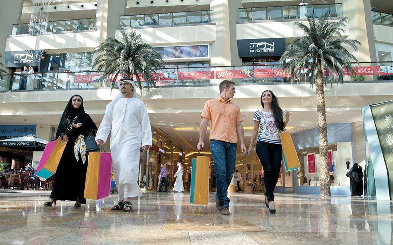 90 % خصومات «3 أيام من التخفيضات الكبرى» في دبي
