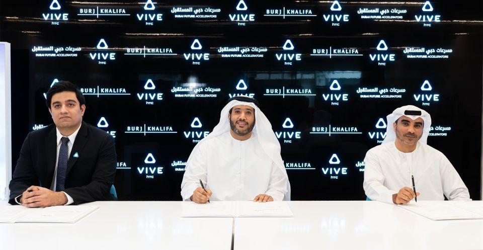إطلاق مسابقة عالمية لابتكار تجربة واقع افتراضي لـ «برج خليفة» في دبي