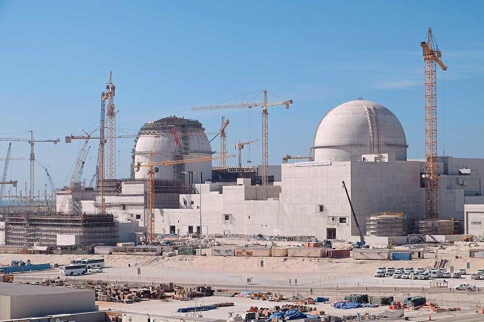 اتفاقية مع «إي دي إف» الفرنسية لدعم شركة نواة للطاقة بأبوظبي