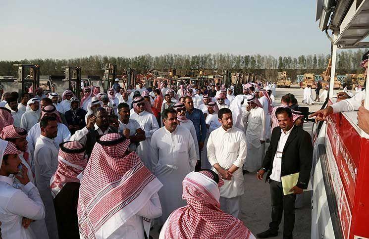 انطلاق المزاد الثالث لبيع أصول عقارية للملياردير السعودي معن الصانع