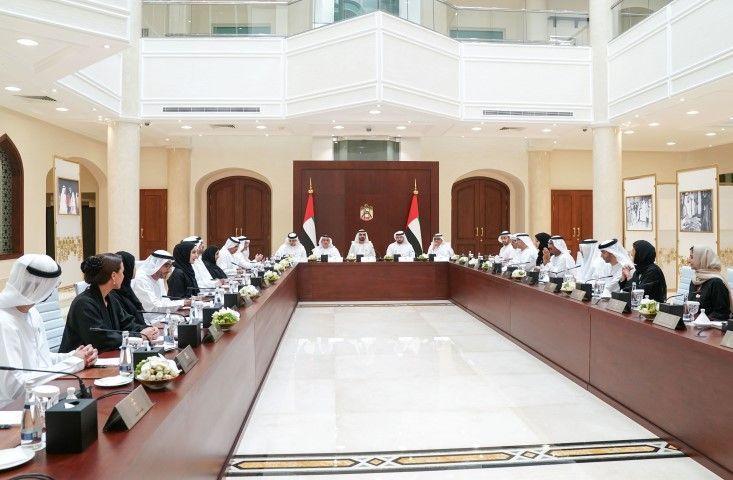 مجلس الوزراء يعتمد حزمة جديدة من السياسات والتشريعات للمرأة الإماراتية