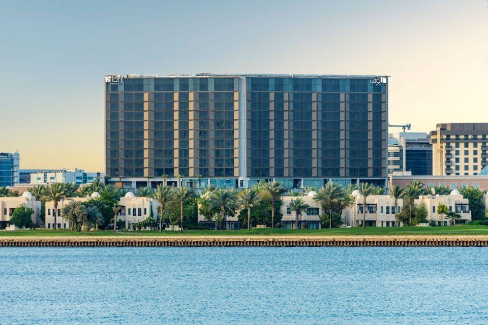 تجربة فندقية: ألوفت سيتي سنتر ديرة في دبي
