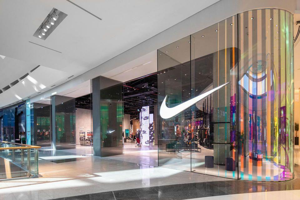 دبي: نايكي تفتتح أكبر متجر ضمن طابق واحد في العالم