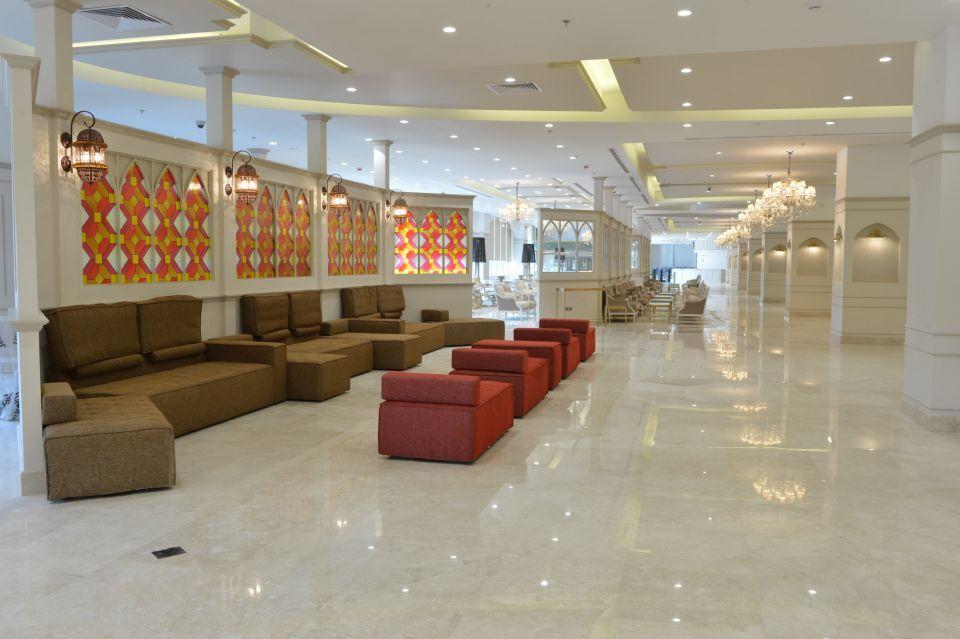تدشين صالة الطيران الخاص الجديدة بمطار الملك خالد الدولي بالرياض