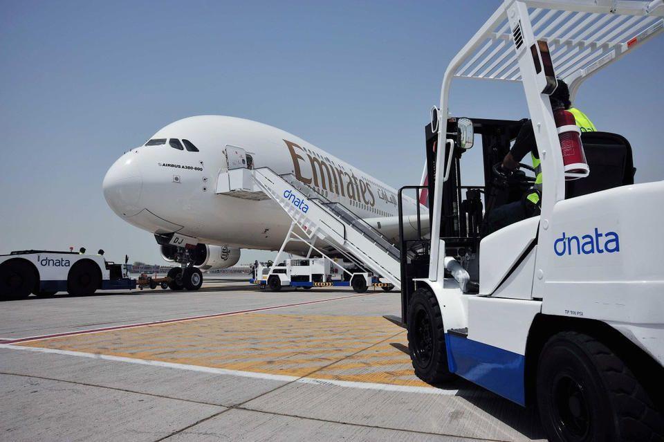 دبي دناتا تستحوذ على شركة لخدمات تموين الطائرات وكبار الشخصيات في نيويورك