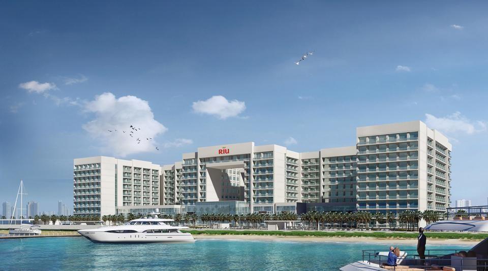 نخيل تعلن ظهور ملامح مشروعها المشترك منتجع ريو الشاطئي في دبي