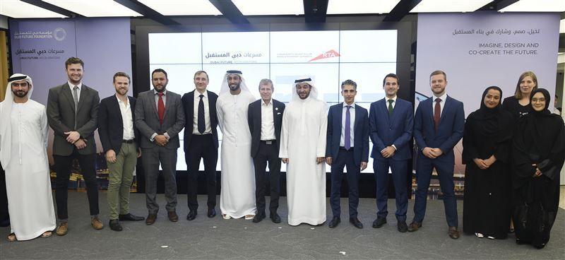 طرق دبي توقع تفاهمات مع 3 شركات في التنقل ذاتي القيادة