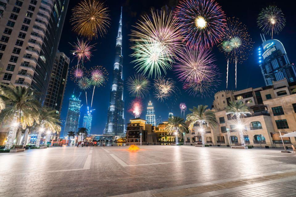 احتفلوا ببداية 2019 مع أروع الألعاب النارية من جميع أنحاء العالم