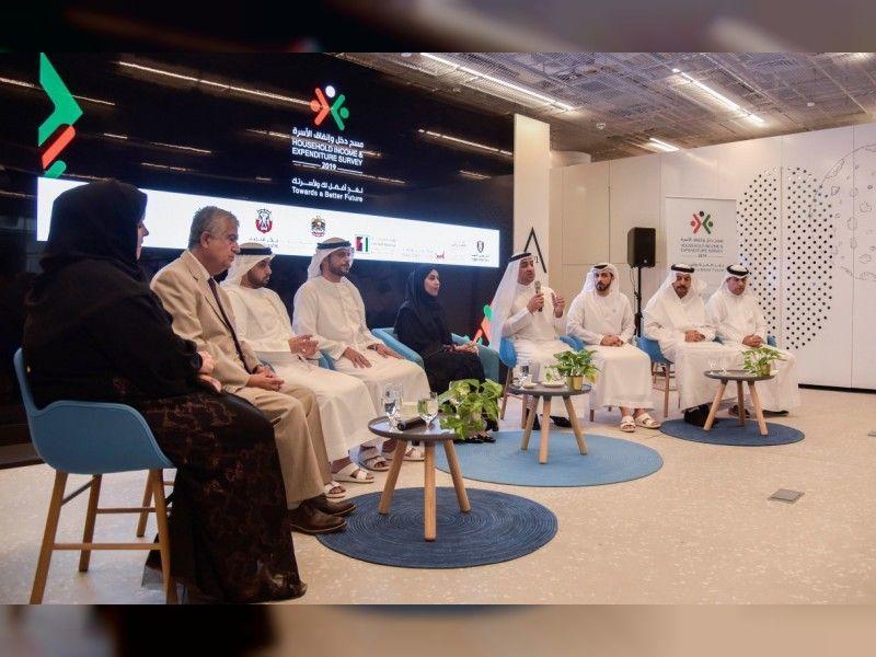 الإمارات تطلق مسحا لدخل وإنفاق الأسرة في عام 2019