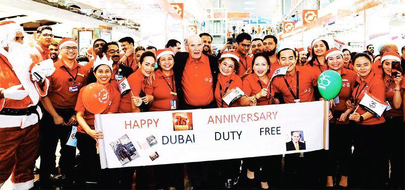 سوق دبي الحرة تحقق 191 مليون درهم مبيعات تزامنا مع ذكرى تأسيسها