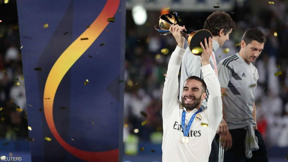 ريال مدريد بطلا لمونديال الأندية