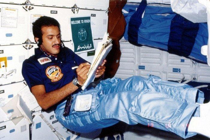 بأمر ملكي.. أول رائد فضاء عربي رئيساً للهيئة السعودية للفضاء