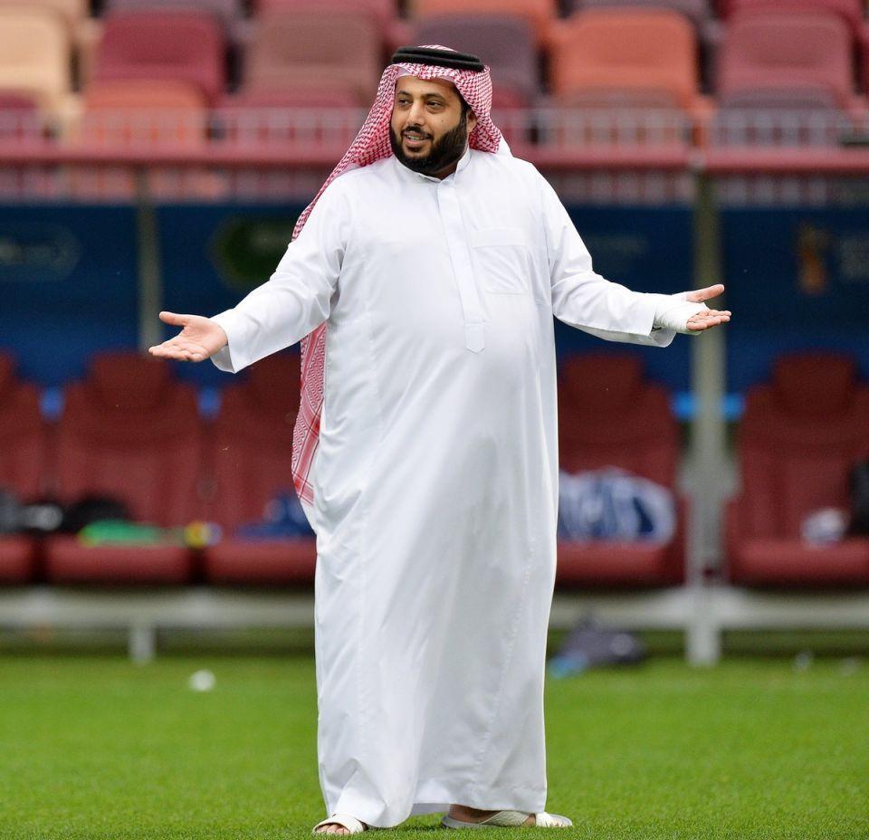 العاهل السعودي يعفي تركي آل الشيخ من رئاسة الهيئة العامة للرياضة