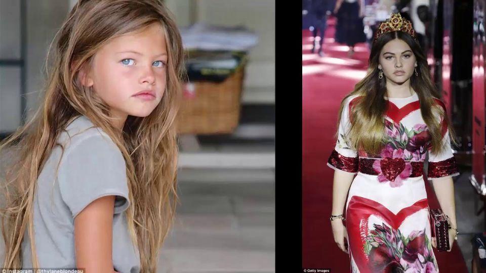 صور صاحبة لقب أجمل طفلة التي تلقب اليوم أجمل فتاة